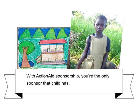 Agnes Child Sponsorship