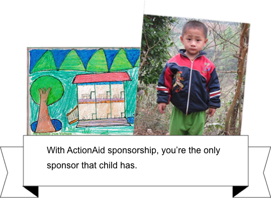 Sponsor a child how it works