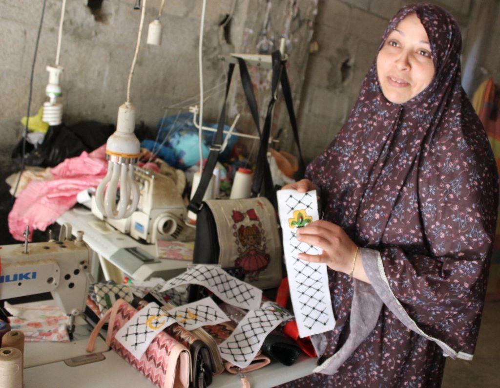 R K, 37, from Rafa Gaza