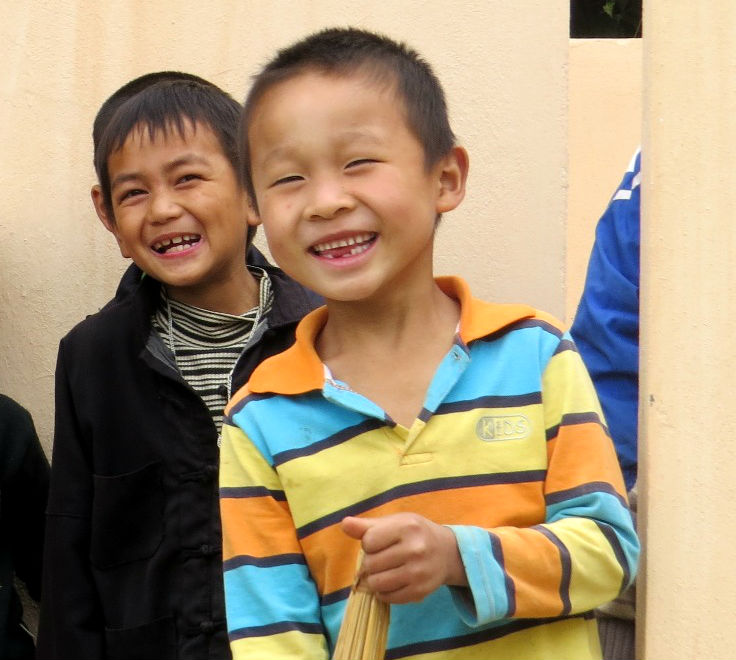 Sponsor a Child in Vietnam