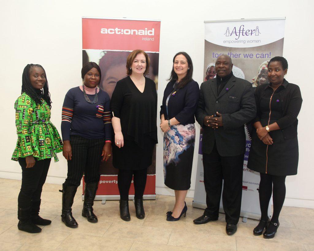 Liberian tour FGM Ireland