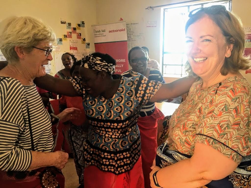 Siobhan McGee Kenya